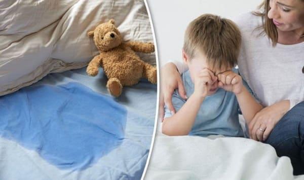 شب ادراری در کودکان (اولیه و ثانویه) چه علتهایی دارد؟